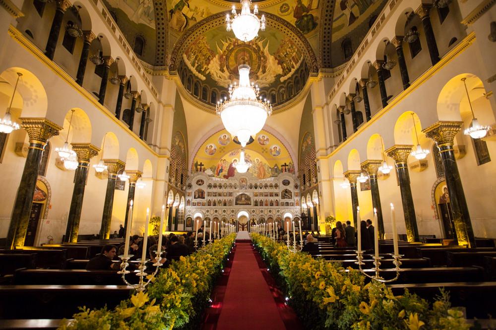 Casamento Ortodoxo no Hotel Unique