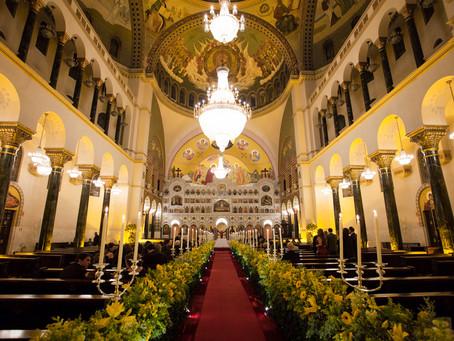Casamento na Catedral Ortodoxa, regras e procedimentos