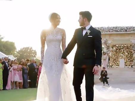 Famous Wedding: Nick Jonas and Priyanka Chopra