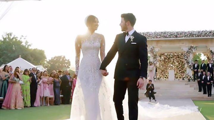 Mariage célèbre: Nick Jonas et Priyanka Chopra en Inde