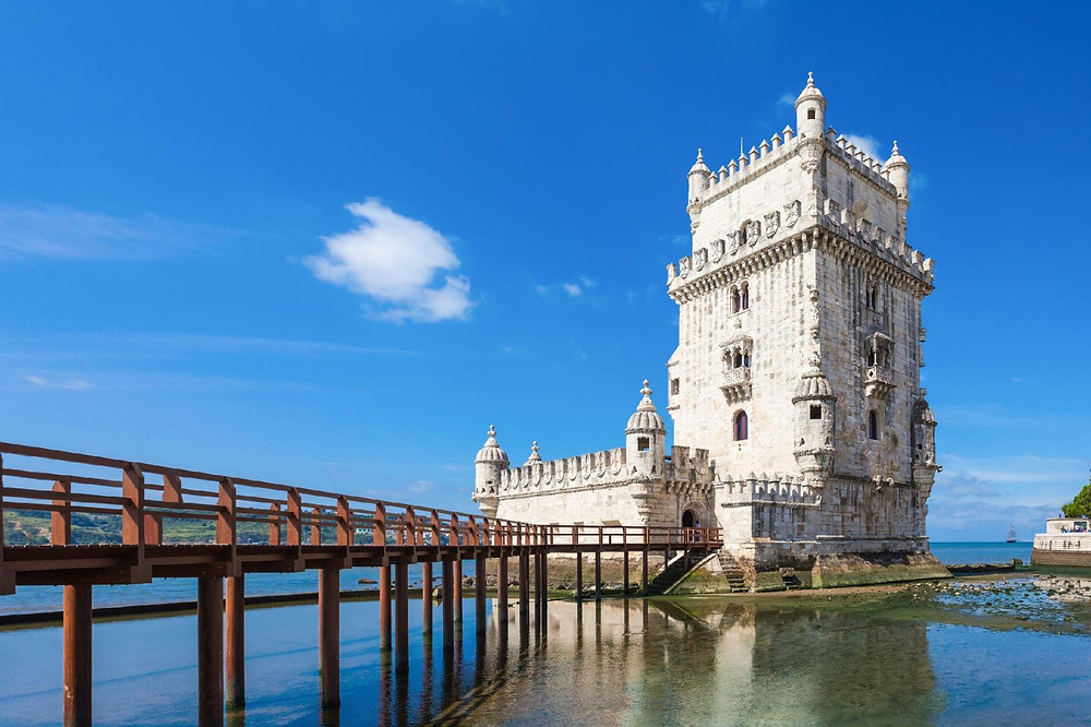 Flitterwochen in Portugal