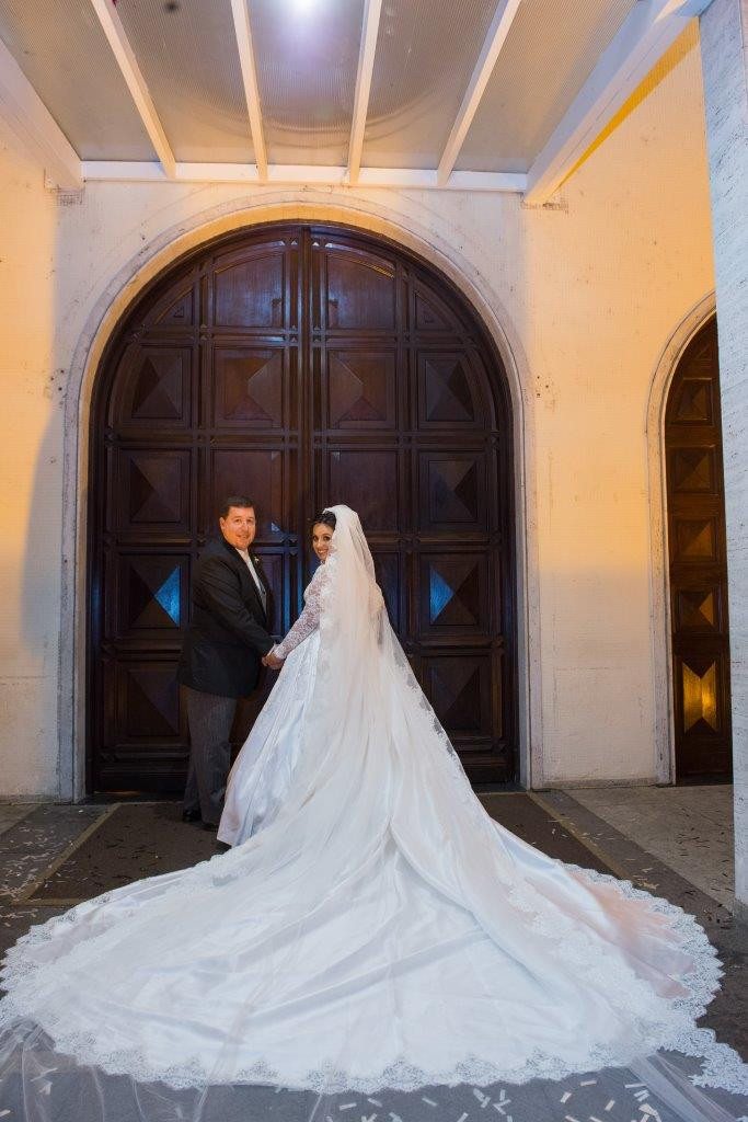 Casamento na Igreja Perpetuo Socorro