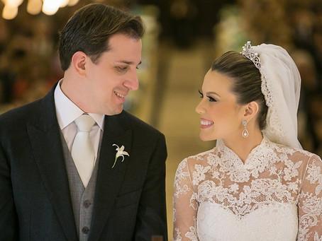 Classic Wedding: Glenda and Everton