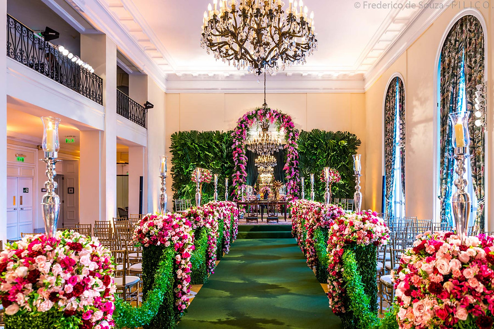 Casamento no Copacabana Palace