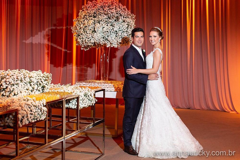 Katholische Hochzeit: Danielle und Dante