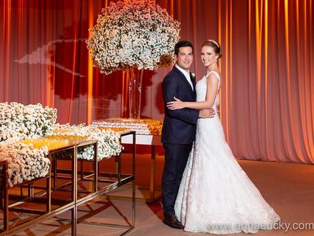 Classic Wedding: Danielle and Dante