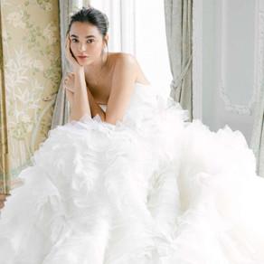 Monique Lhuillier Wedding Dresses Collection
