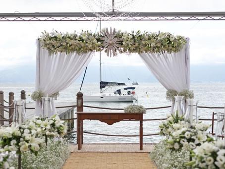 Casamento no Pier 151, Dicas para Casamento na Praia