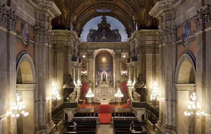 Casamento na Igreja da Candelária rj