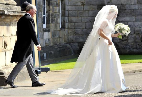 Zara Phillips | Casamento | Blog de Casamento | Weddingg | Noiva