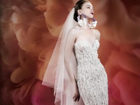 Coleção de Vestidos de Noiva Naeem Khan