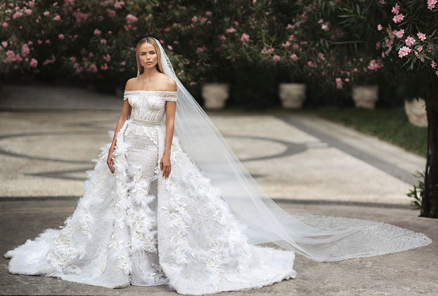 Versace Bridal Full Wedding Dresses Collections