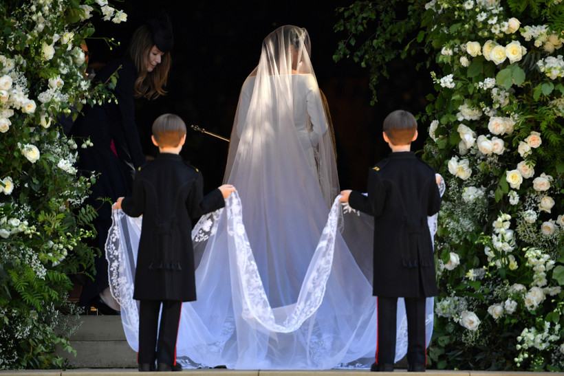 Daminhas e Pajens de Casamento