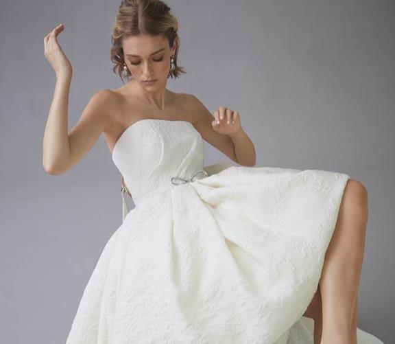Robes de mariée Oscar de la Renta