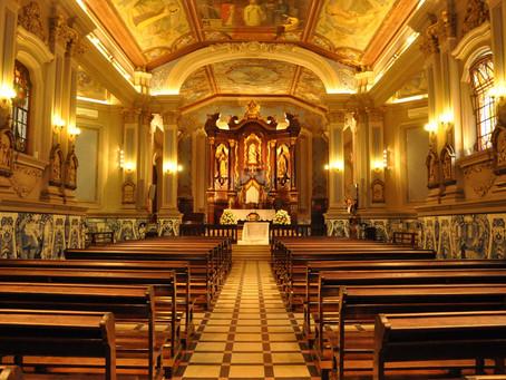 Casamento na Capela da PUC, regras e procedimentos