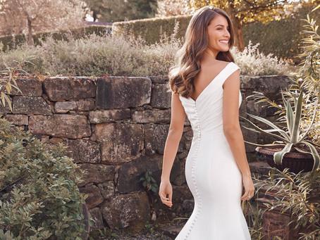 Coleção de Vestidos de Noiva Justin Alexander
