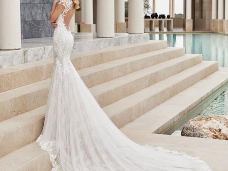 Coleção de Vestidos de Noiva Rosa Clará