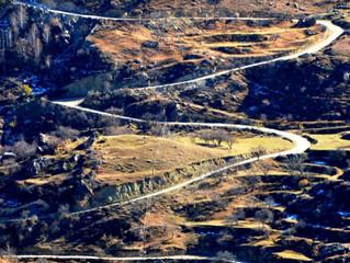 История строительства дороги в Кегер