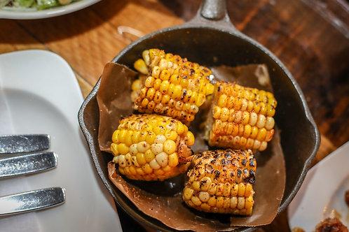 4 x Cajun Corn Cobs