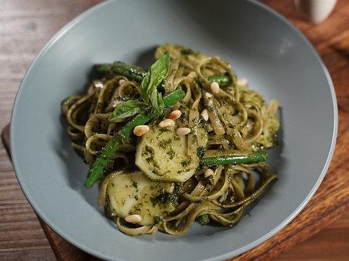 GF Kale Pesto Linguini