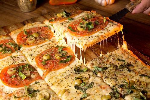 Gluten Free Flatbread Pizzas