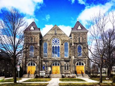 Colborne Street United Church