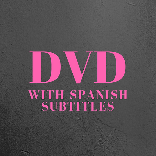 Indivisible DVD with Spanish Subtitles