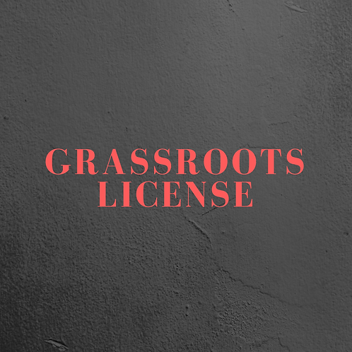 Grassroots License + DVD + Screening Kit & Discussion Guide