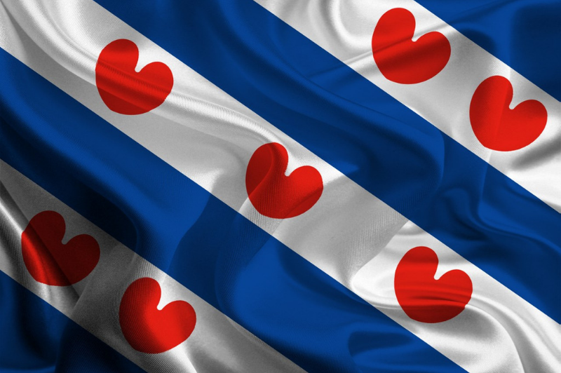 Friesland, Northern Netherlands