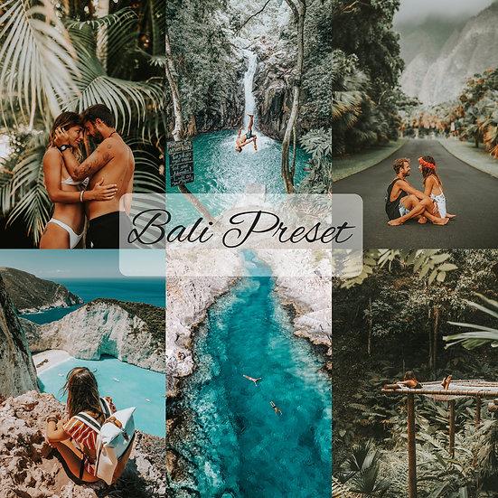 Bali Preset