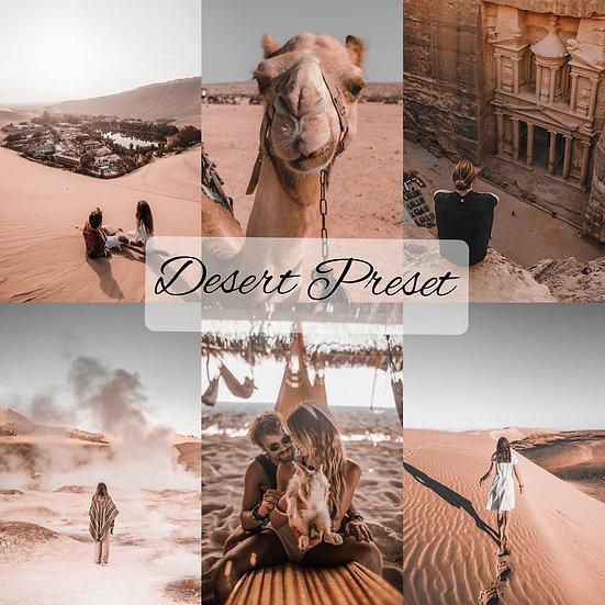 Desert Preset