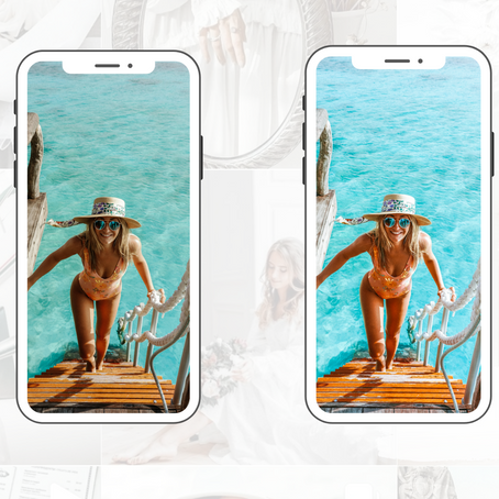 How to edit your summer beach pictures?