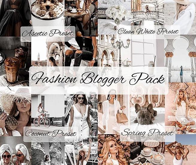 Fashion Blogger Pack