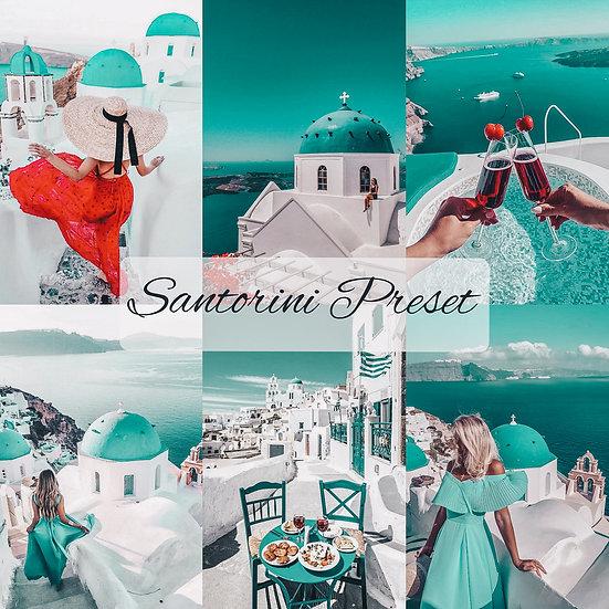 Santorini Preset