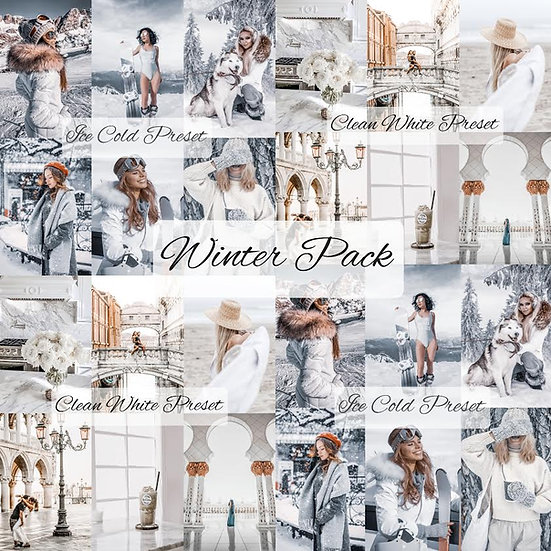 Winter Presets Pack
