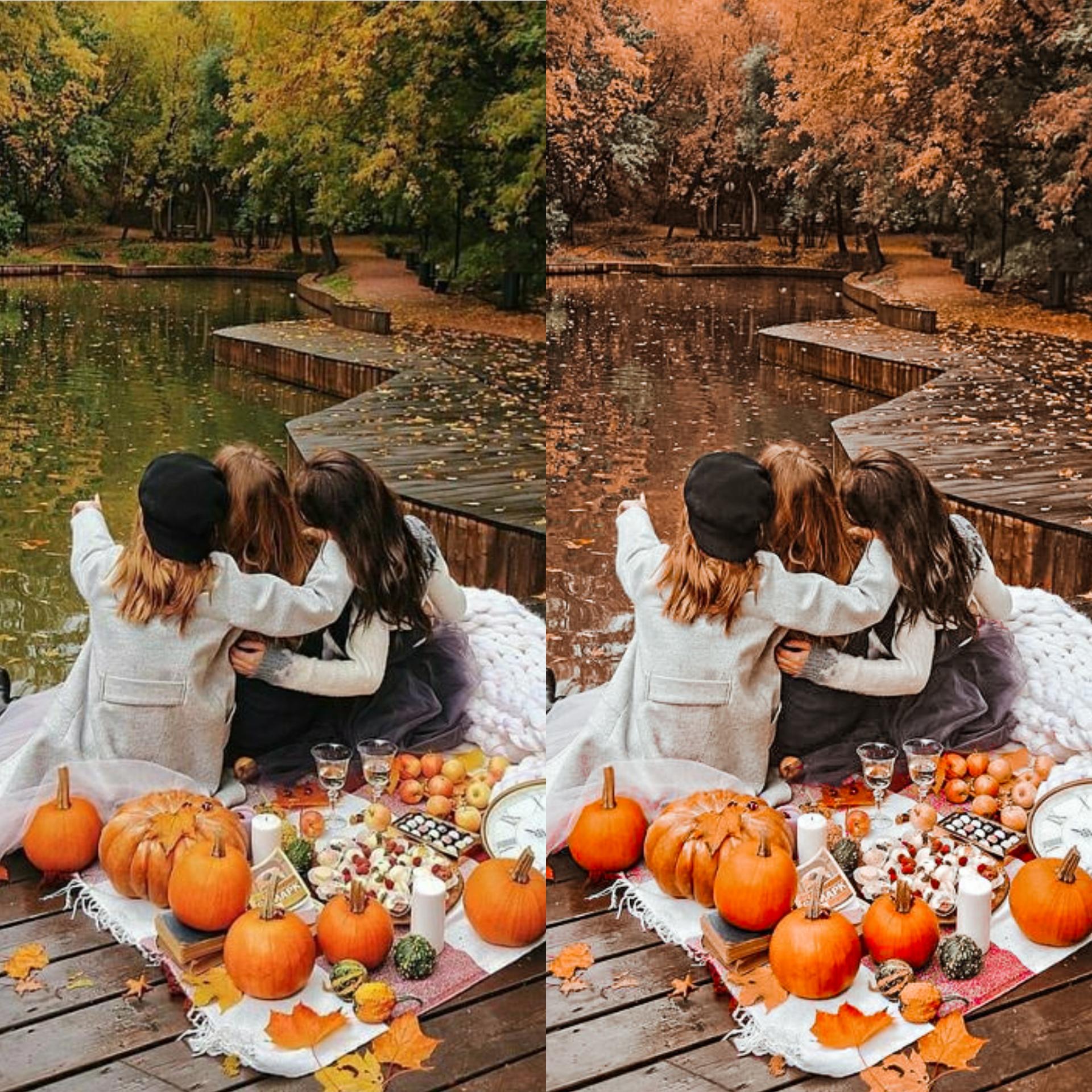 Pumpkin Preset