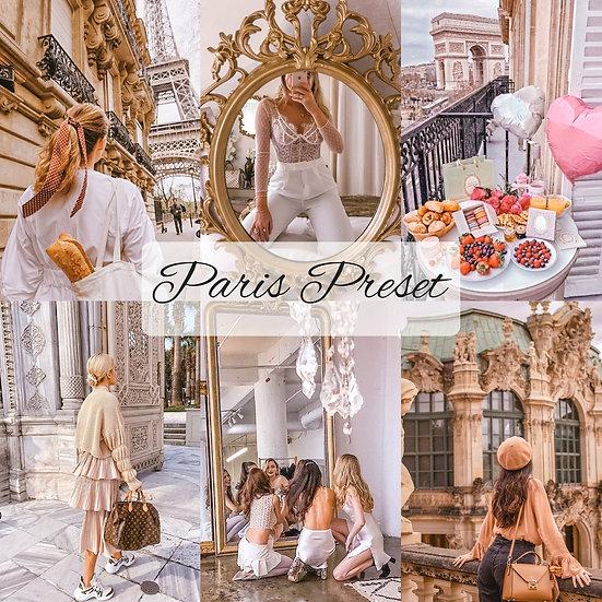 Paris Preset