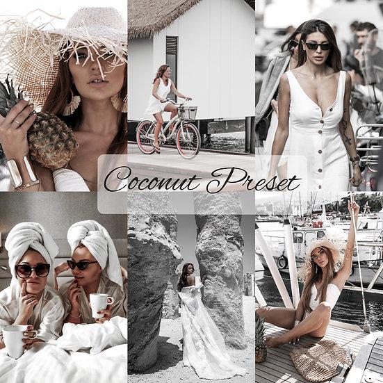 Coconut Preset
