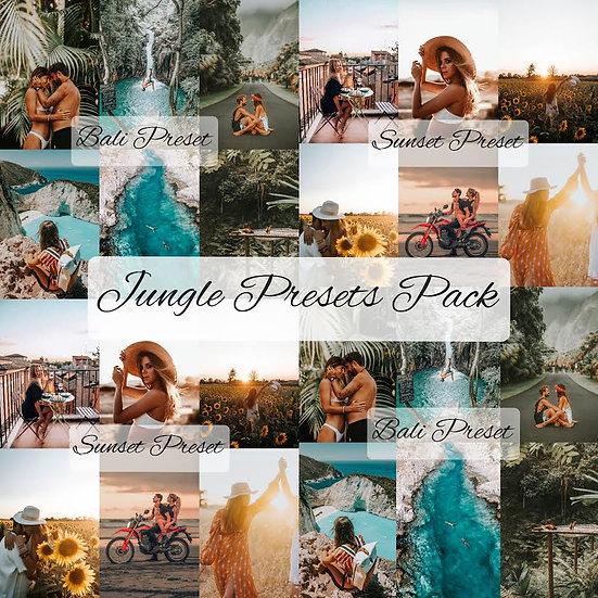 Jungle  Preset Pack