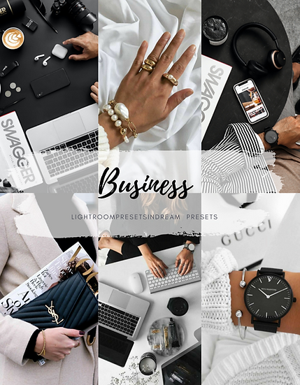 Business Presets