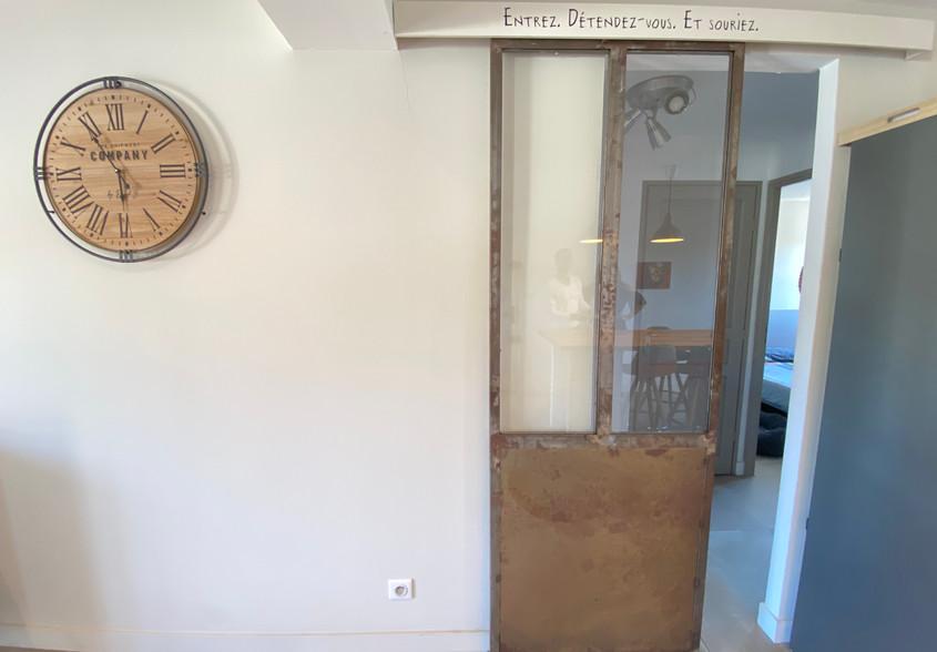 Passage Salon / Chambre