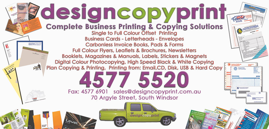 design copy print, Printer in Windsor