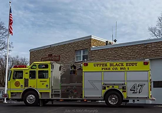 Upper Black Eddy Fire Co.