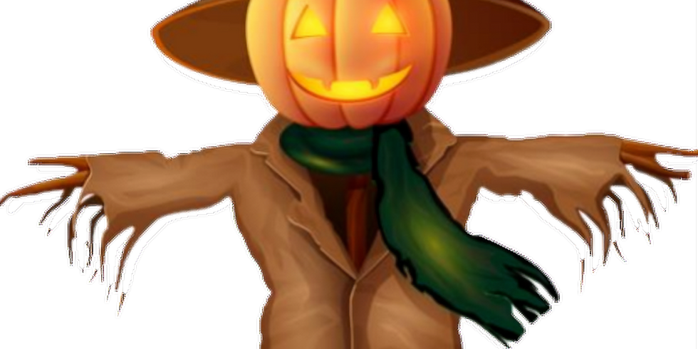 Scarecrow Workshop - Registration by 10/1 Required