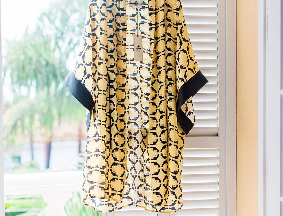 Kimono Shot by love gold