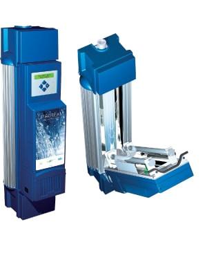 uv pure uv water filter sterilizer upstream shop now
