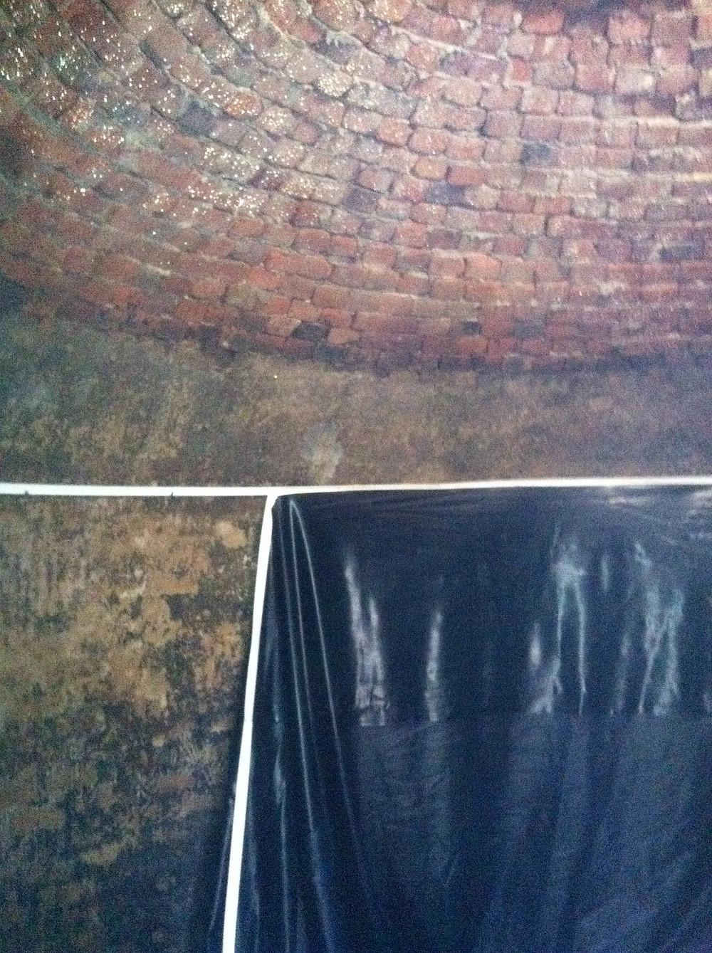 Cistern liner installation