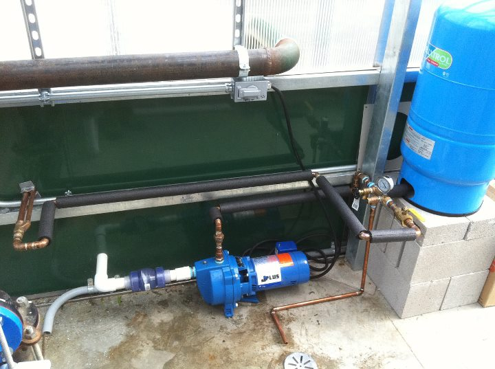 Irrigation Pump Skid