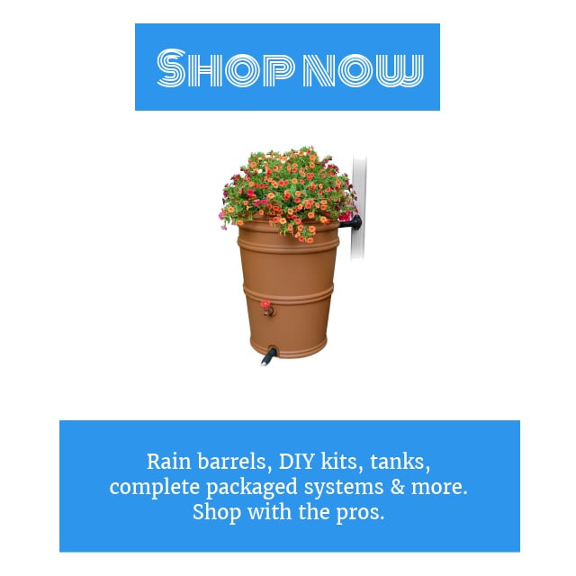Shop drip irrigation rain harvesting supplies at Rain Brothers