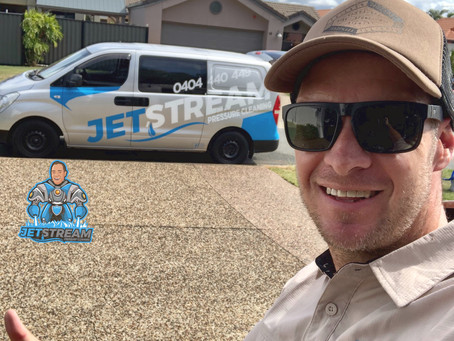 Jetstream Gold Coast Pressure Cleaning Services